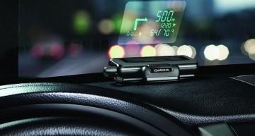 Garmin HUD Head-Up-Display Projection Navigationsgerät