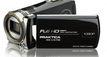 Praktica DVC 5.10 FHD ( Speicherkarte,1080 pixels,SD Card/SDHC Card )