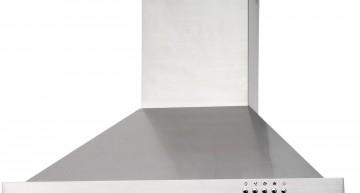 PKM (6090 CF110) Dunstabzugshaube (70 cm) Edelstahl