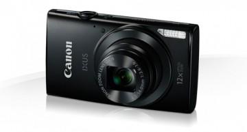 Canon IXUS 170 Digitalkamera (20 Megapixel, 12-fach optisch, Zoom, 24-fach Zoom HD-Movie 720p)