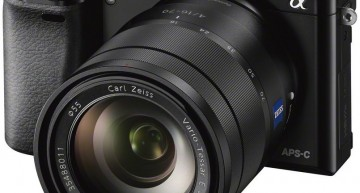 Sony Alpha 6000 Systemkamera – 24 Megapixel, 7,6cm LCD-Display, Exmor APS-C Sensor, Full-HD, High Speed Hybrid AF